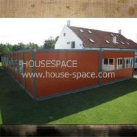 Buy cheap Metal Mobile Office Containers SGS Structural Insulated Panel from wholesalers