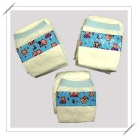 Buy cheap Lovely Colorful Baby Infant Cloth Diapers Nappy U Pick 1Diaper+2 inserts from wholesalers