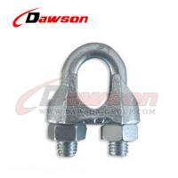 Buy cheap Din 741 Galv. Malleable Wire Rope Clip from wholesalers