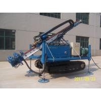 Buy cheap MDL-135D Air Anchor Drilling Rig Full Hydraulic Water Drilling Machine For Soil Sand Stratums from wholesalers