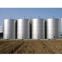 Buy cheap Stainless Steel Paseturized Milk Processing Line / Fresh Dairy Milk Production Equipment  6000L /H from wholesalers