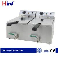 Buy cheap CE Electric deep fryer ACE Table top fryers Oil fryer machine Fat fryer Hospitality equipment B2B China WF-172SV from wholesalers
