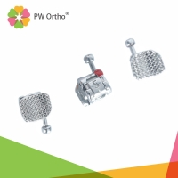 Buy cheap Medical Stainless Steel Orthodontic Damon Teeth Braces from wholesalers
