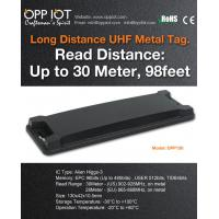 Buy cheap Choose OPP130 Metal Mount RFID tag for its long read range and low profile from wholesalers