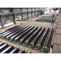 Buy cheap A334 Grade 1 Seamless Steel Pipe / Medium Carbon Steel  0.40-1.06% Manganese Wrought Iron Pipe from wholesalers