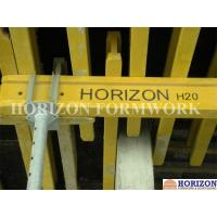 Buy cheap Q235 Steel Plate Concrete Forming Accessories Four Way Forkhead Box For Holding H20 Beams product