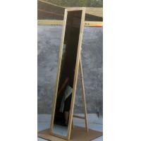 Buy cheap cheap wood dressing mirror,cheval mirror,floor stand mirror from wholesalers