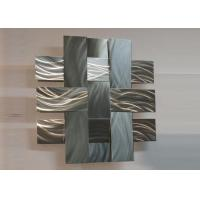 Buy cheap Welding Technique Metal Wall Sculpture European Style Anti Corrosion product