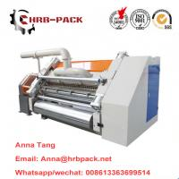 Buy cheap Carton Machine making corrugated cardboard/Single facer from wholesalers