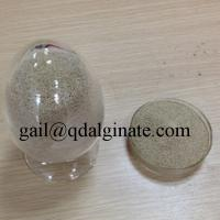 Buy cheap textile thickener sodium alginate 2500cps 2% for rotary screen printing from wholesalers