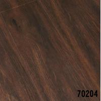 Buy cheap Household 8mm MDF E1 Embossed Beige oak wood laminated flooring from wholesalers