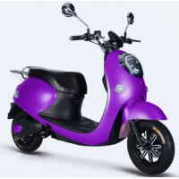 Buy cheap Strong Headlight Electric Moped Scooter , No Licence Electric Scooter Bike 220V from wholesalers