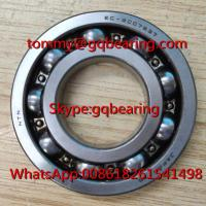 China NTN EC-SC07B37 Deep Groove Ball Bearing SC07B37 Air-conditioner Compressor Bearing 35*72*14mm on sale