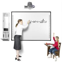 Buy cheap 85inch infrared multi touch interactive whiteboard , electronic whiteboard , interactive smart board for education from wholesalers