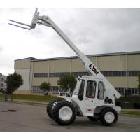 Buy cheap Cummins Engine 2.5 ton Telescopic Forklift Max. Lifting Height 6m in mining, factory, architecture,building material, d from wholesalers