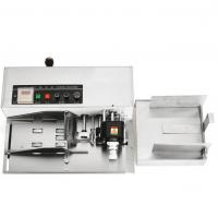 Buy cheap MY-380F Dry-Ink Coding Machine semi automatic Solid-ink batch coding machine from wholesalers