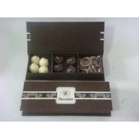 Buy cheap chocolate mini candle gift set duty free product
