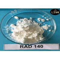 Buy cheap Effective Sarms Cutting Cycle Steroids RAD-140 Bodybuilding White Powder CAS 118237-47-0 from wholesalers
