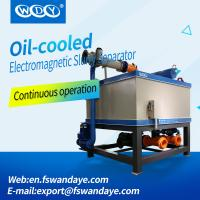 Buy cheap 1000mm Magnetic Separation Equipment / Magnetic Separator For Oil - Cooling product