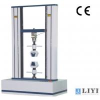 Buy cheap 400mm Test Width Tensile Stress Universal Testing Machine For Plastic / Rubber from wholesalers