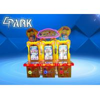 Buy cheap Fruit Condition Redemption Coin Pusher Game Machine Round Castle Small Train Design from wholesalers