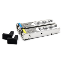 Buy cheap 1.25Gb/S Bi Directional SC Optical Transceiver Module SFP 1550Tx/1310Rx from wholesalers
