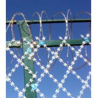 Buy cheap Razor Wire fence, welded razor for fence from wholesalers