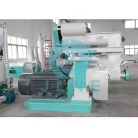 Buy cheap Sawdust Biomass Pellet Machine Bamboo Bagasse Grass Pelletizing Plant Support from wholesalers