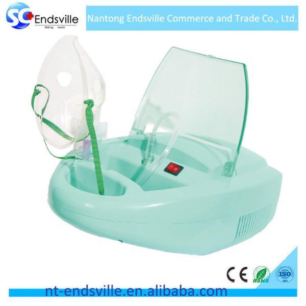 how to use nebulizer machine