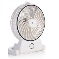 Buy cheap Anti Slip USB Powered Desk Fan Ultrasonic Frequency Multifunctional Indicator from wholesalers
