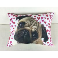 Buy cheap ergonomic pillow animal pillow satin pillow case blanket pillow custom pillow cases for Pillow/Cushion from wholesalers