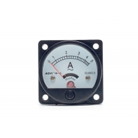 Buy cheap HN-45 Ammeter AC2.5A 3A 5A 10A 15A 20A Round Analog Panel Meter from wholesalers