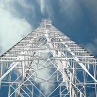 Buy cheap Telecom steel tower from wholesalers