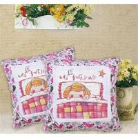 Buy cheap Cross stitch pillow,Home Decoration,TD1053 from wholesalers