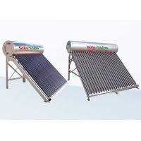 Buy cheap Convenient Solar Powered Hot Water Heater Vacuum Absorber Tubes For Commercial Use from wholesalers
