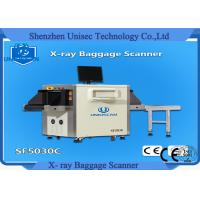 Buy cheap 5030 Singer Generator Security Baggage Scanner Machine , Airport Xray Scanner from wholesalers