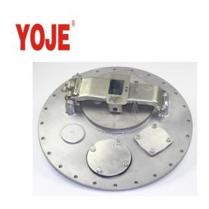 China 20 inch aluminium flange type manhole cover on sale