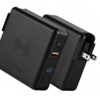 Buy cheap Travel Smart Phone 8000mAh Cordless Portable Phone Charger from wholesalers