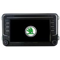 Buy cheap SKODA Octavia II/III 2004-2011 Android 9.0 IPS Screen Wifi  3G 4G Car DVD Player Support DAB SKD-7699GDA from wholesalers