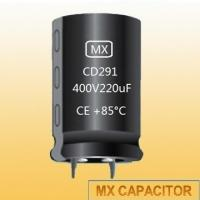 Buy cheap 50V 10000uF Electrolytic capacitor Snap ,aluminum from wholesalers
