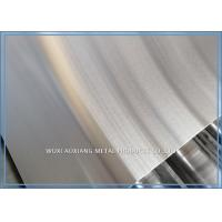 ASTM A240 M - 15  Cold Rolled Stainless Steel Sheet  / 0.3 - 6mm 304 SS Plate