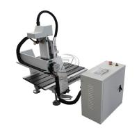 Buy cheap Hoby Desktop Mini Type CNC Engraver Cutter Machine 360*360mm from wholesalers