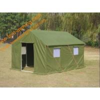 Buy cheap Waterproof Canvas Earthquake Disaster Refugee Waterproof  Emergency Shelter Tent from wholesalers