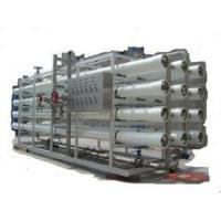 Buy cheap 1M3 / H 380V RO Water Purifier Plant Devices , Water Purifier Industrial Machine from wholesalers