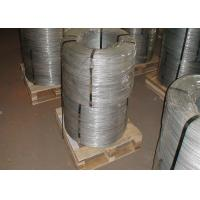 Buy cheap Galvanized Carbon Steel Wire With Q195 Material 21 BWG Wire Diameter from wholesalers