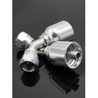 Buy cheap 60° Carbon Steel Internal Thread Jic Joint from wholesalers