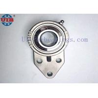 Buy cheap 3 Bolt Stainless Steel Flange Bearing Housing SSUCFB205 Anti Corrosion from wholesalers