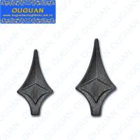 Buy cheap Ornamental iron spears and finials ornamental cast iron spear from wholesalers