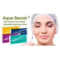 Buy cheap Aqua Secret hyalorunic acide HA derma filler ror buttock enhancement from wholesalers