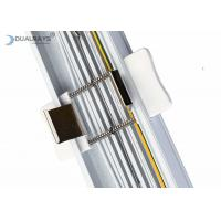 Buy cheap Rotatable End Cap LED Linear Lighting 4ft Frost And Clear PC Cover 160º Beam from wholesalers
